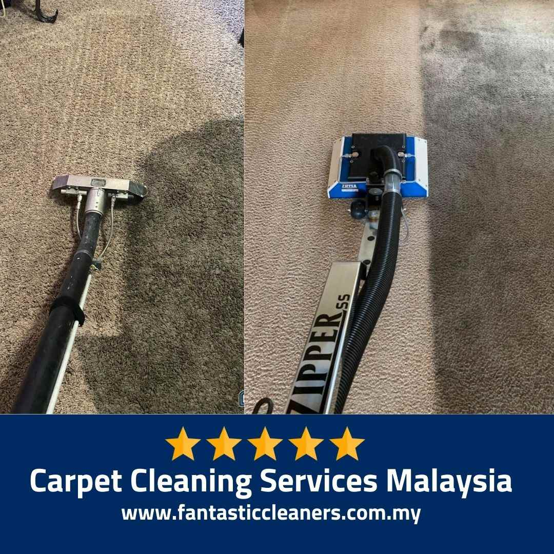 Carpet Cleaning Services Malaysia