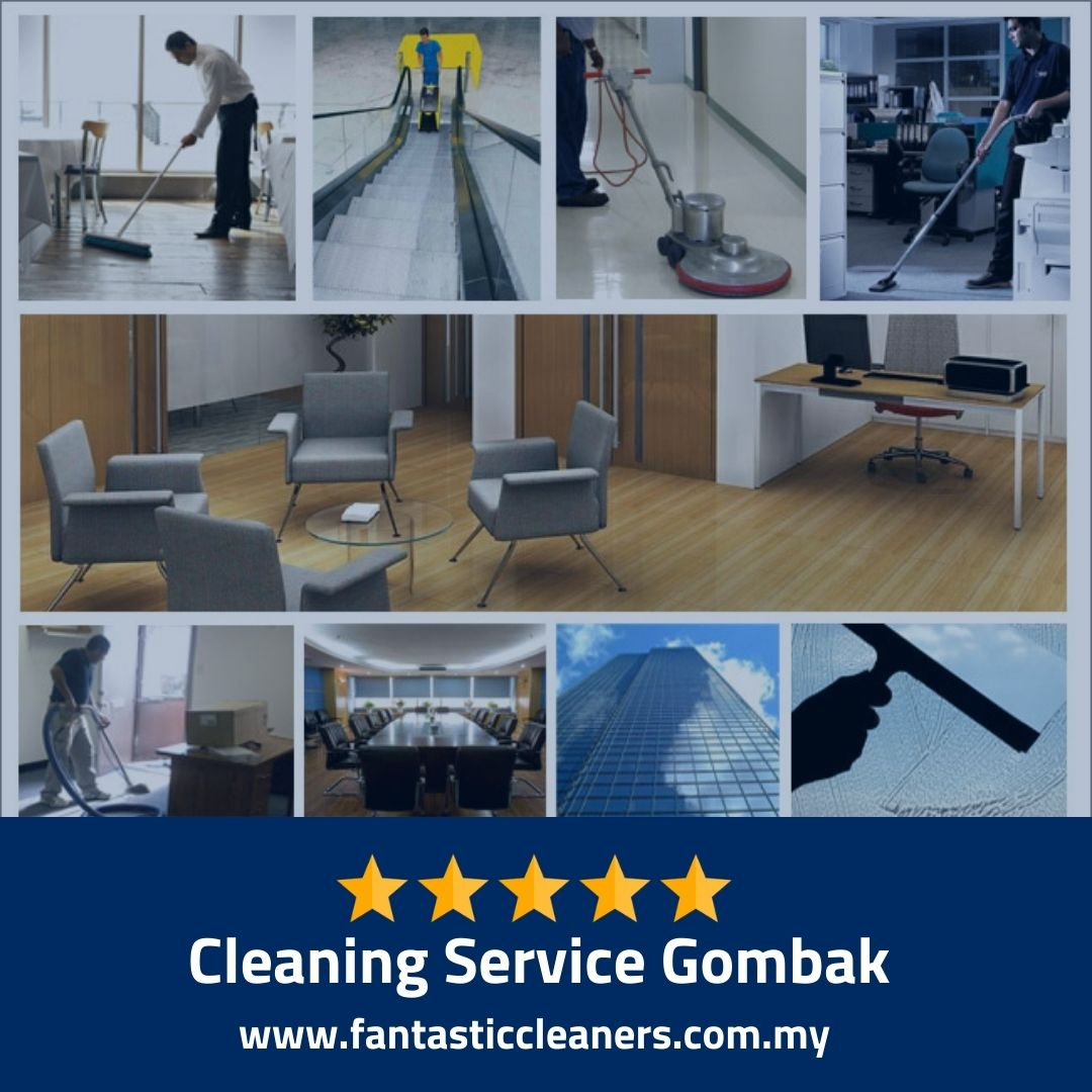 Cleaning Service Gombak