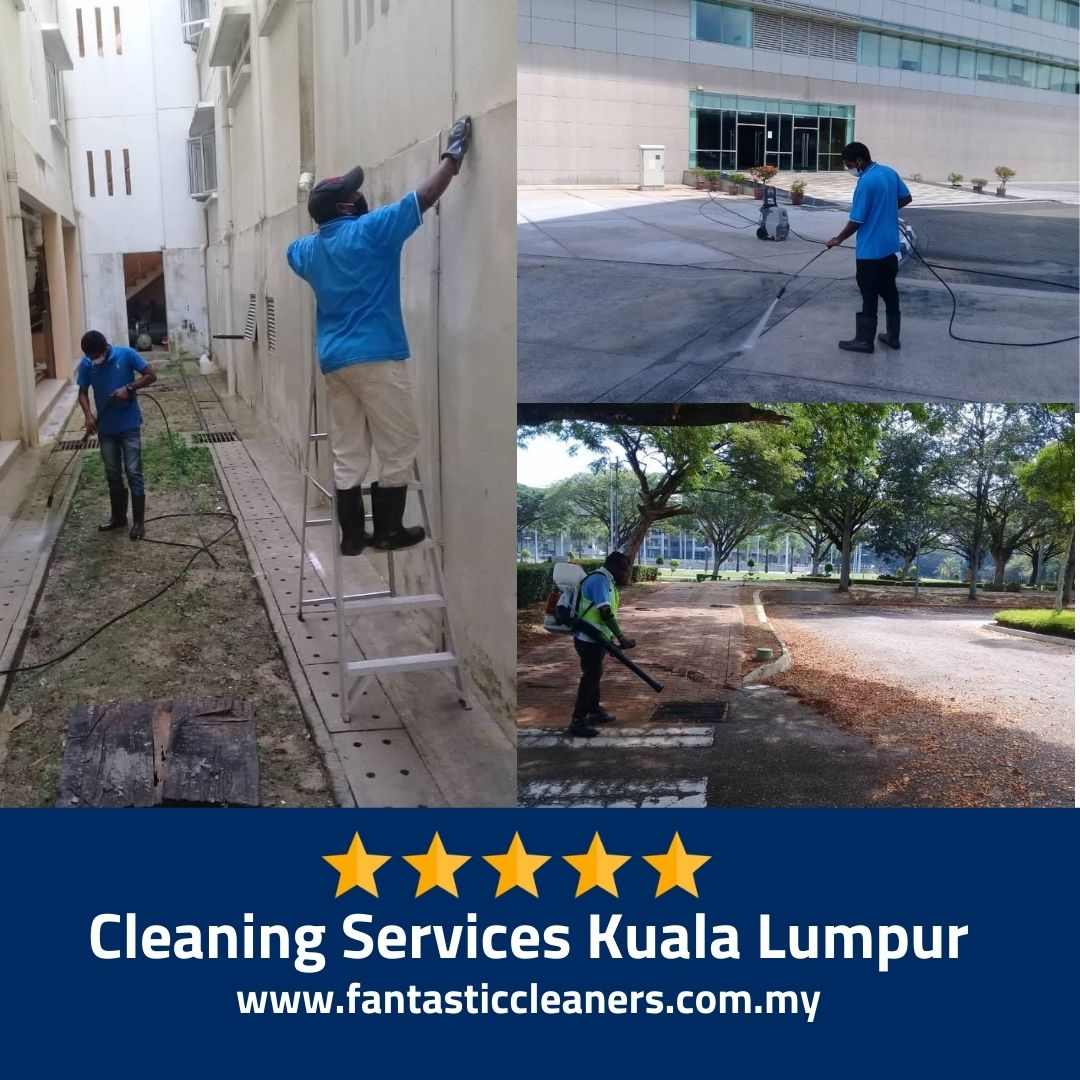 Cleaning Services Kuala Lumpur