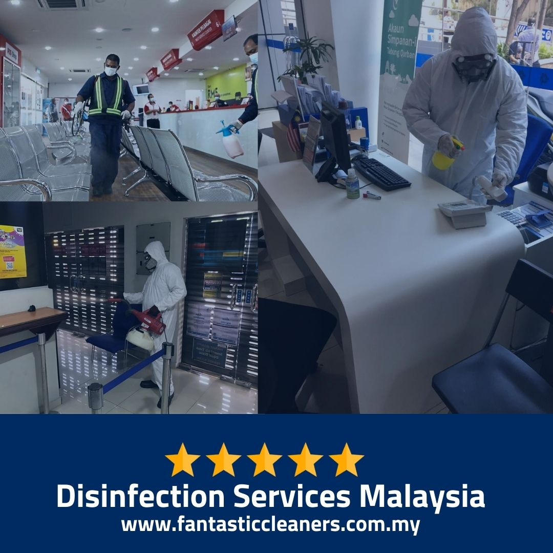 Disinfection Services Malaysia