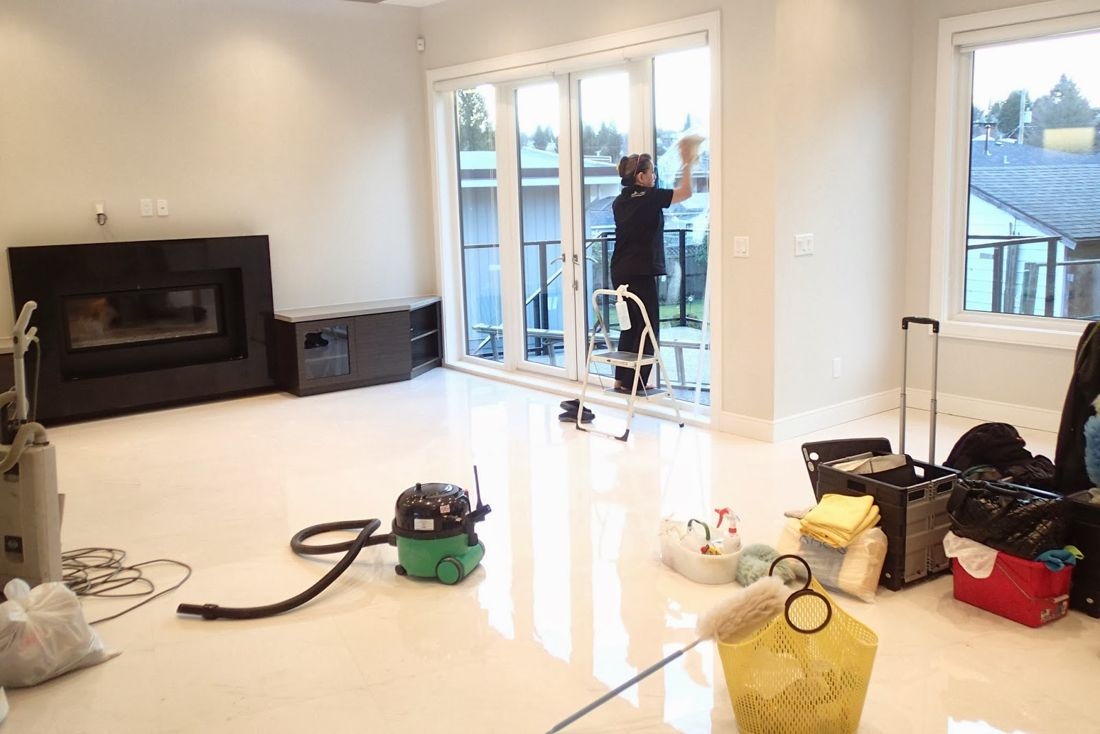 post renovation cleaning