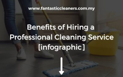 Benefits of Hiring a Professional Cleaning Service [Infographic]