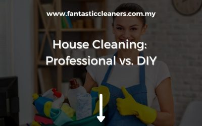 House Cleaning: Professional vs. DIY