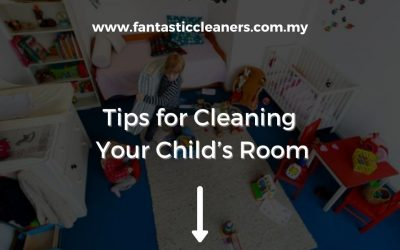 Tips for Cleaning and Organizing Your Child's Room